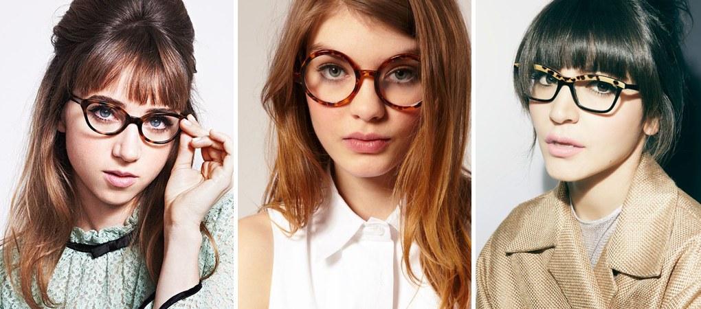 Taglio capelli occhiali